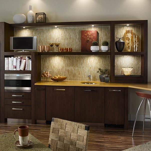 Coordinate This Model with Home Cabinetry