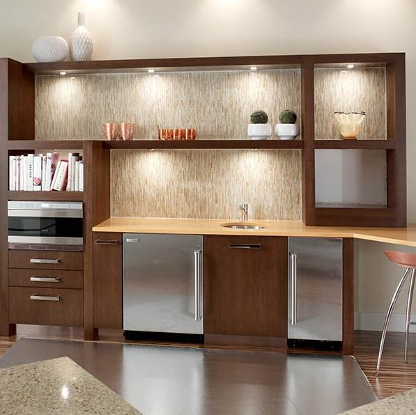 Undercounter Line Allows Design Flexibility