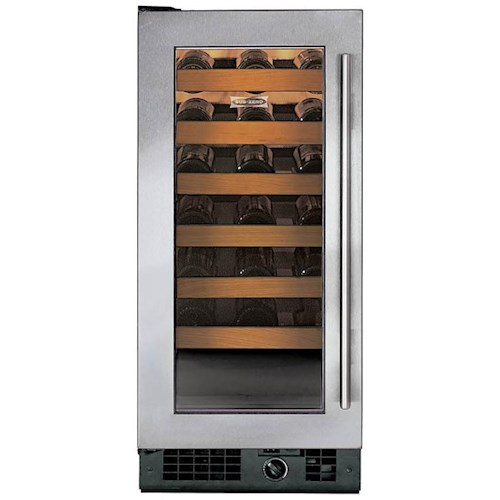 Sub-Zero Wine Storage 26 Bottle Undercounter Compact Wine Storage