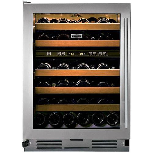 Sub-Zero Wine Storage 46 Bottle Freestanding Wine Storage