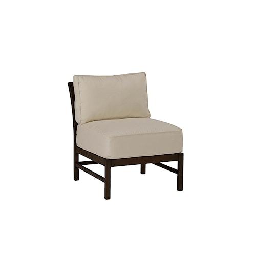 Summer Classics Club Aluminum Club Slipper Chair