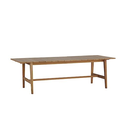 Summer Classics Coast Outdoor Extension Rectangle Table
