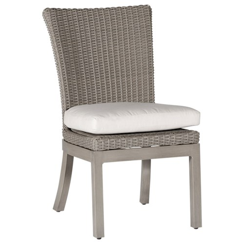 Summer Classics Rustic Rustic Side Chair