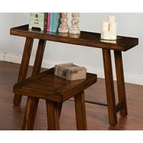 Morris Home Furnishings Acorn Valley Sofa Table