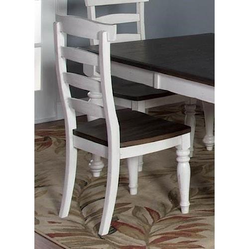 Morris Home Furnishings Fairbanks Side Chair