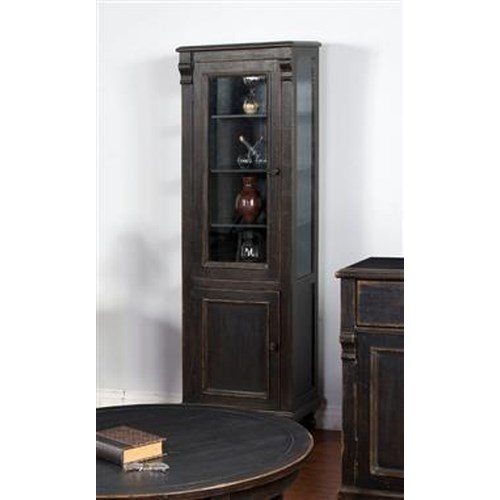 Morris Home Furnishings Kewood Display Cabinet