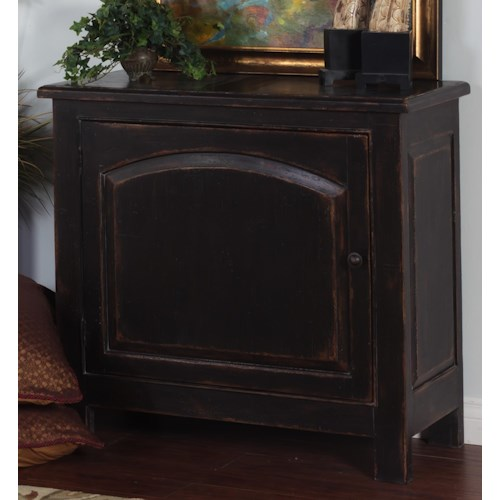 Morris Home Furnishings Meiomi Arch Door Chest