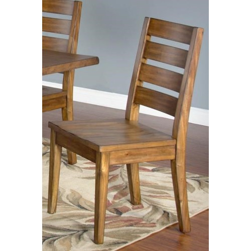 Morris Home Furnishings Minden Side Chair