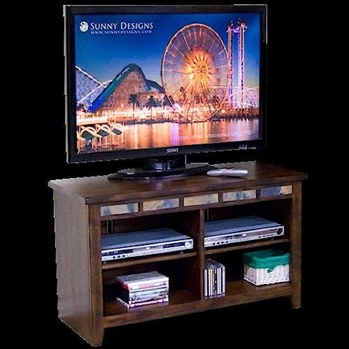 Sunny Designs Oxford 42 Inch TV Console