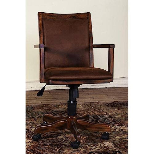 Sunny Designs Santa Fe Office Chair w/ Arms