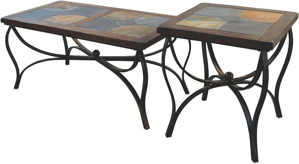 Shown with Matching Coffee Table