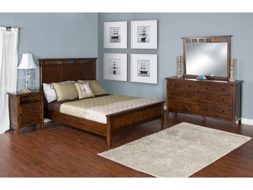 Bed Shown May Not Represent Size Shown