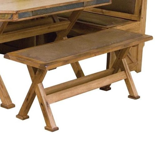 Morris Home Furnishings From Morris Home Furnishings - Oxton Dining Side Bench