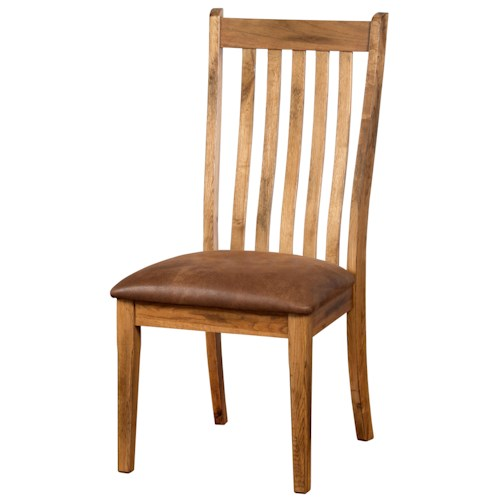 Sunny Designs Sedona Side Chair w/ Cushion Seat