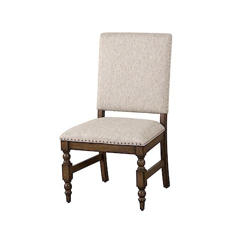 Morris Home Furnishings Shiloh Side Chair