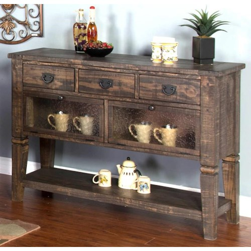 Morris Home Furnishings Thatcher Server