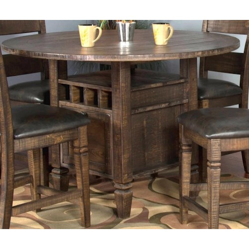 Morris Home Furnishings Thatcher 2-Piece Table