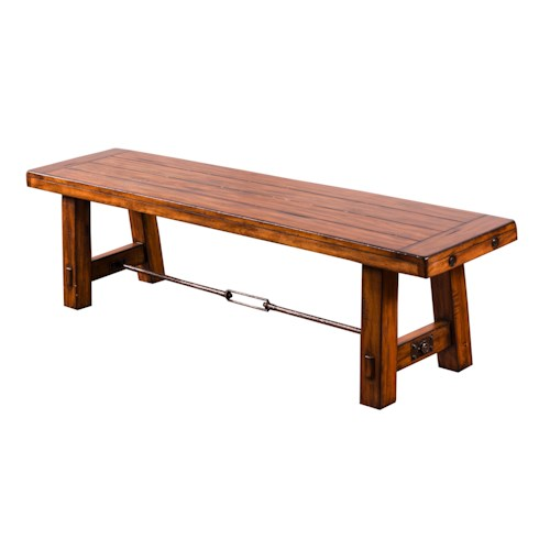 Morris Home Furnishings Tremont Dining Bench