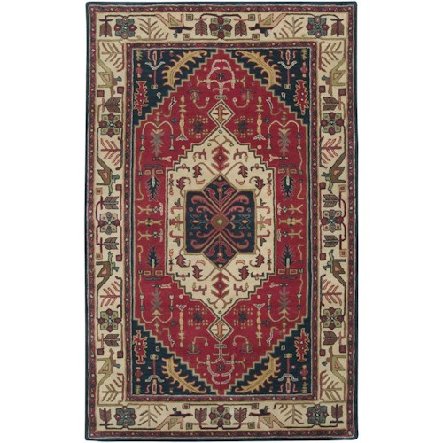 Surya Rugs Ancient Treasures 3'3