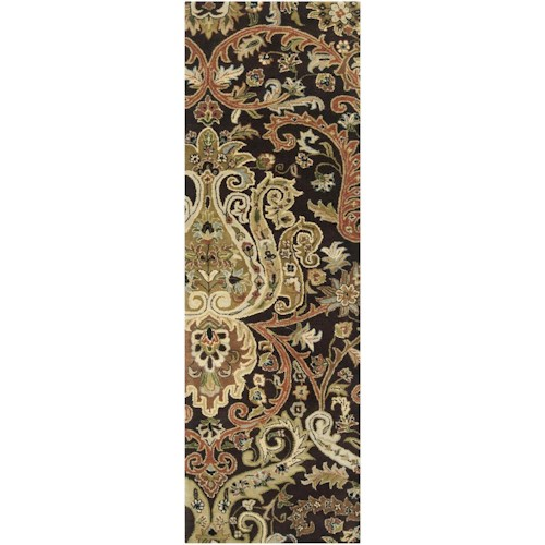 Surya Rugs Ancient Treasures 2'6
