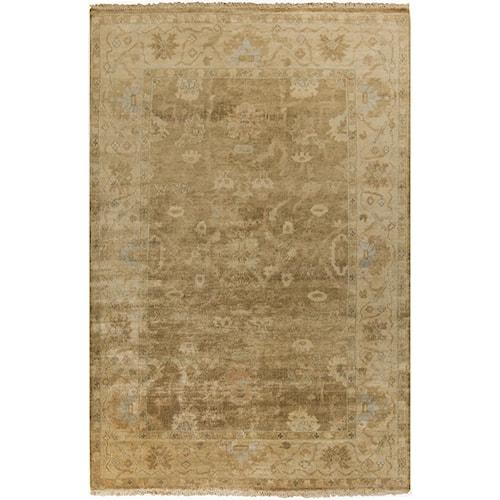Surya Rugs Antique 3'6