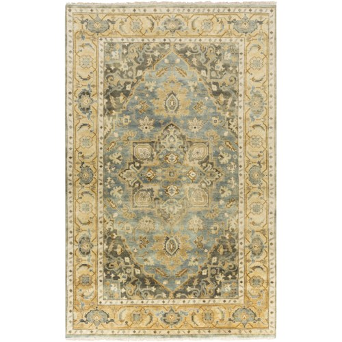 Surya Rugs Antique 2' x 3'
