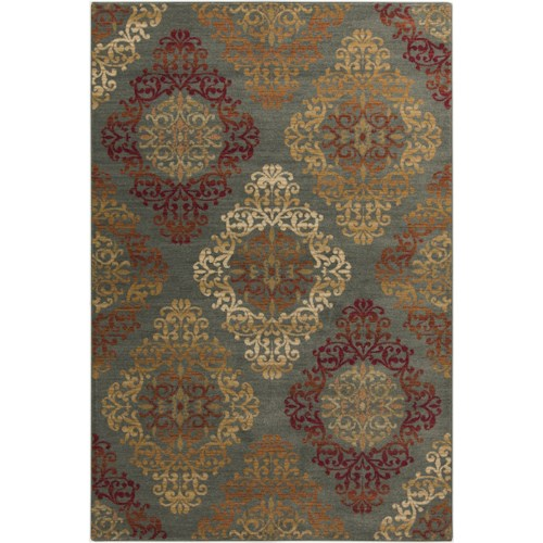 Surya Rugs Arabesque 1'10
