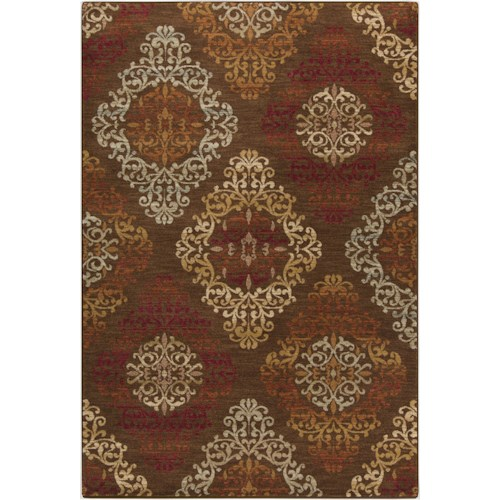 Surya Rugs Arabesque 2'7