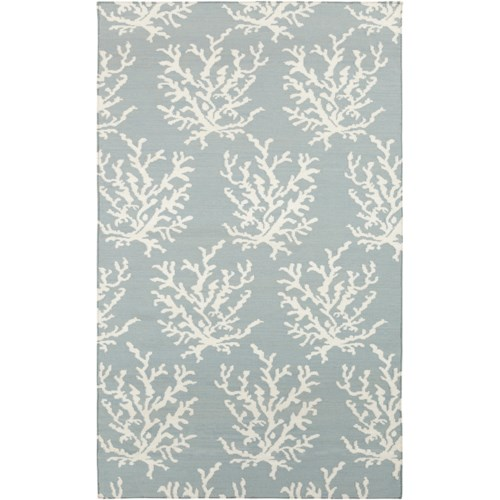 Surya Rugs Boardwalk 2' x 3'