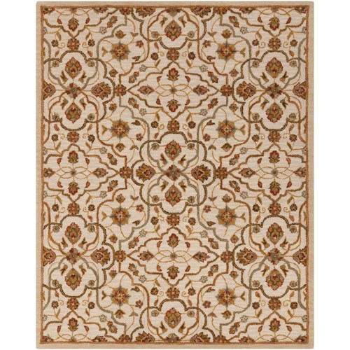 Surya Rugs Carrington 2' x 3'