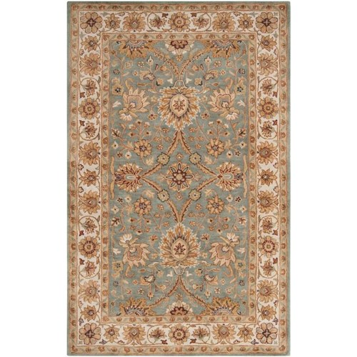 Surya Rugs Clifton 5' x 8'