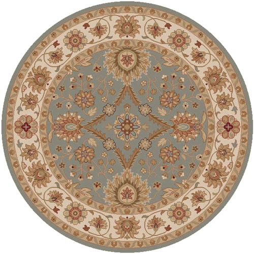 Surya Rugs Clifton 8' Round