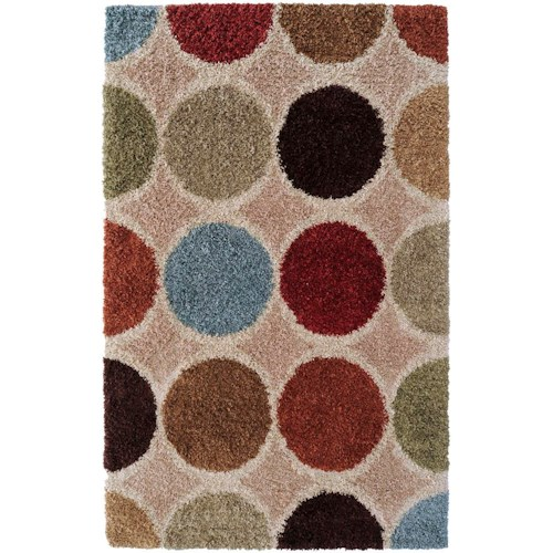 Surya Rugs Concepts 5'3