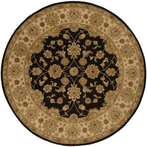 Surya Rugs Crowne 8' Round