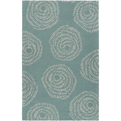 Surya Rugs Decorativa 5' x 8'
