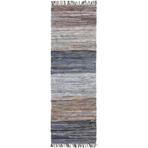 Surya Rugs Denim 2'6