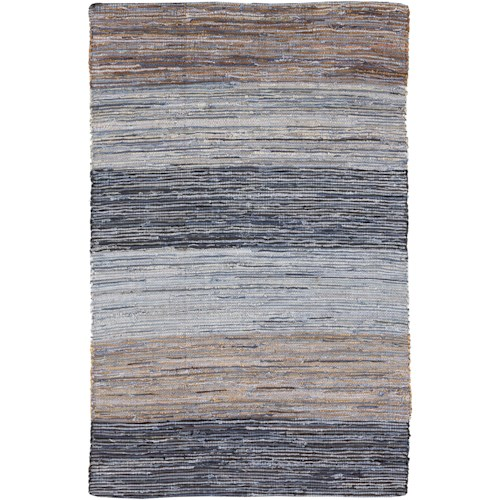 Surya Rugs Denim 5' x 8'
