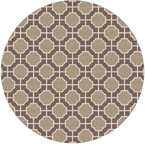 Surya Rugs Dream 8' Round