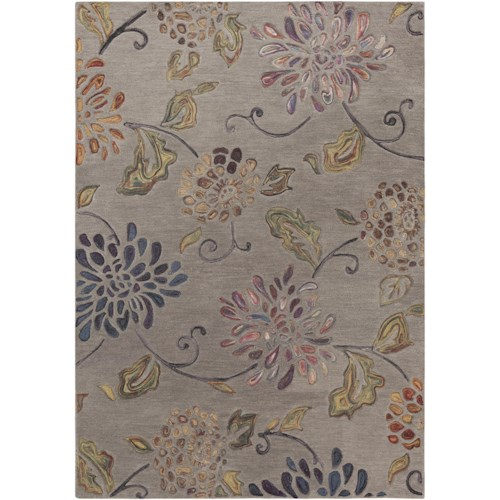 Surya Rugs Enchanted 5' x 8'
