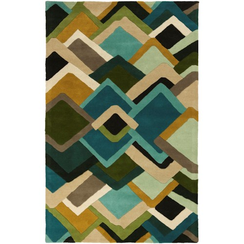 Surya Rugs Envelopes 2' x 3'