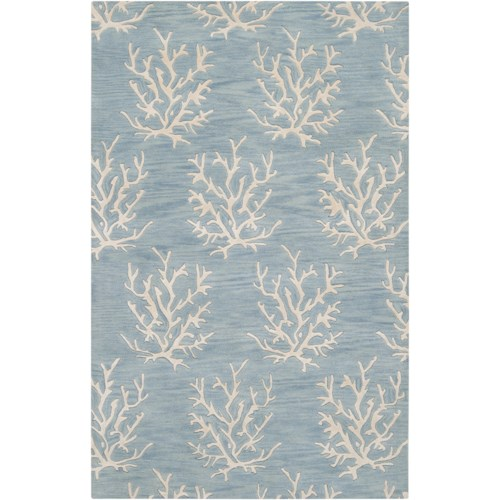 Surya Rugs Escape 2' x 3'