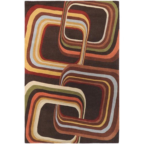 Surya Rugs Forum 5' x 8'