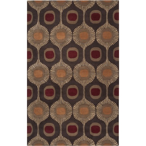 Surya Rugs Forum 2' x 3'