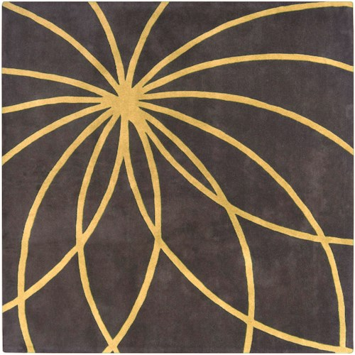 Surya Rugs Forum 6' Square