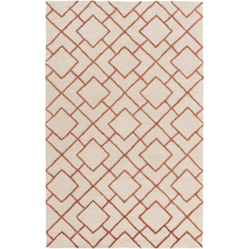 Surya Rugs Gable 4' x 6'