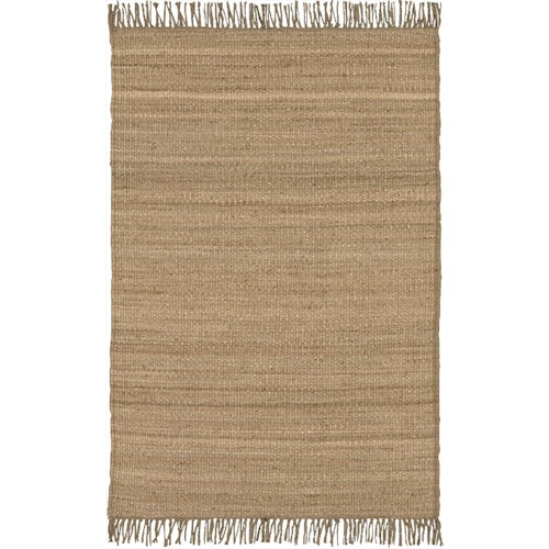 Surya Rugs Jute Natural 4' x 5'9