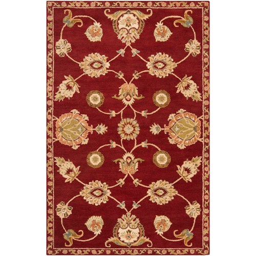 Surya Rugs Langley 5' x 8'