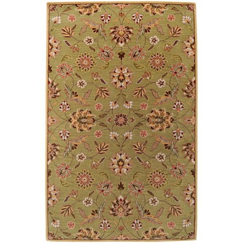 Surya Rugs Legion 7'6