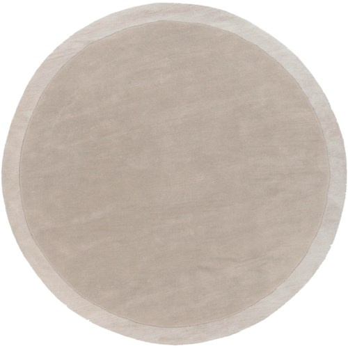 Surya Rugs Madison Square 8' Round