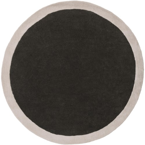 Surya Rugs Madison Square 6' Round